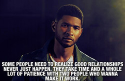 SOME PEOPLE NEEDTO EALZ GOOD RE TIONSHIPS 